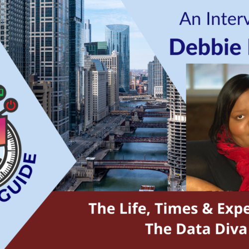 ESI Survival Guide FULL INTERVIEW with The Data Diva – Debbie Reynolds