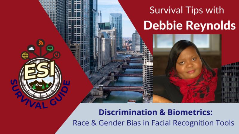 Debbie Reynolds Excerpt Two Racial Bias In Biometrics