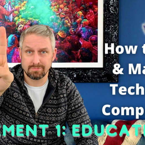 How to Gain & Maintain Technology Competence – Element 1: Education – Part 1 of 3