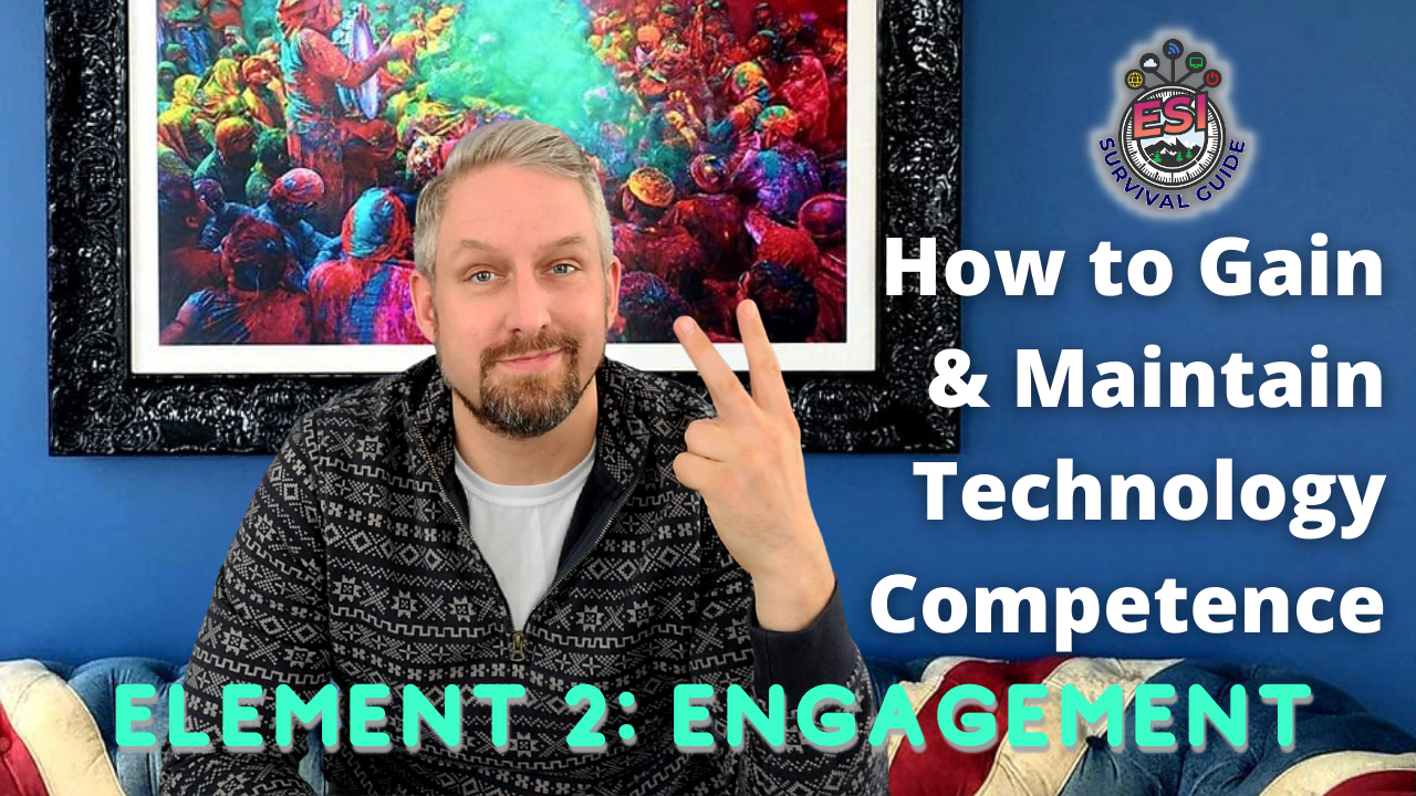 How To Gain & Maintain Technology Competence Element 2v2