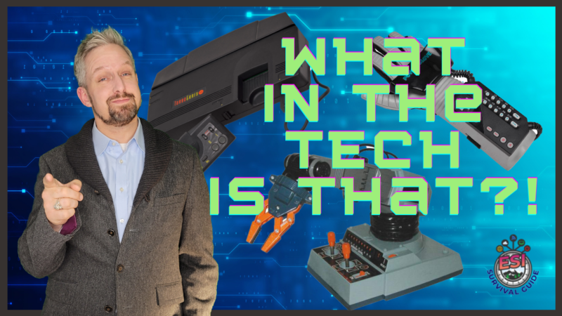 What In The Tech Thumbnail