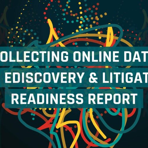 """Doug Austin & the """"New ACC Survey Report [Shine] a Light on Corporate Litigation Readiness for eDiscovery Collection: eDiscovery Trends"""""""